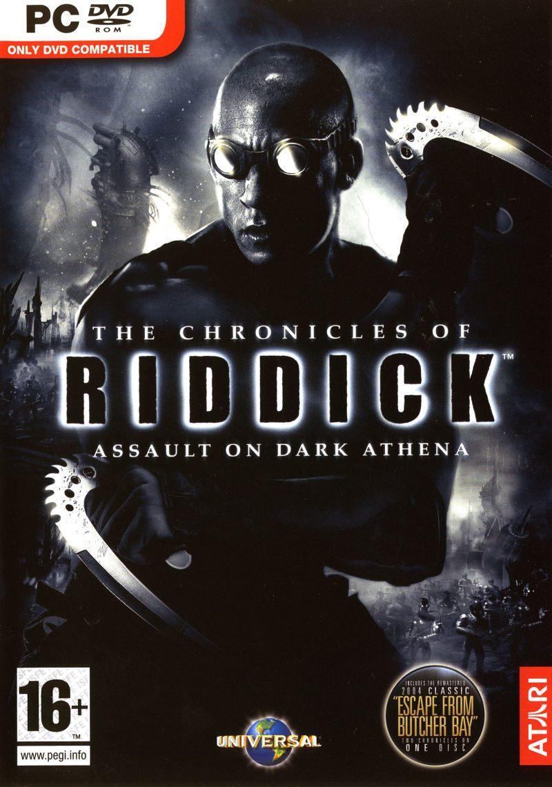 The Chronicles of Riddick - Assault on Dark Athena