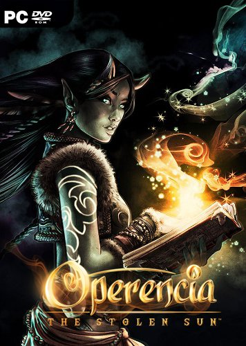 Operencia: The Stolen Sun - Explorer's Edition